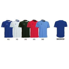 【子供用】<アンダーアーマー>チーム UA ユースインティミデートショートスリーブジャージ ユース サッカージュニアゲームシャツ 半袖 BSC9089