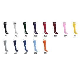 【ジュニア】<アンダーアーマー>UA ユースサッカーラインソックス2 靴下 サッカーストッキング  SSC3781