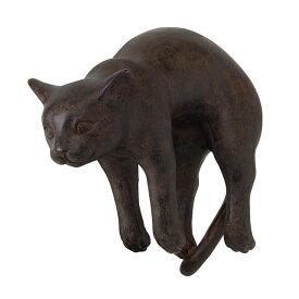 @【SALE 39%OFF!】 リバティー キャット ハンギング オブジェ ブラック SPICE スパイス LTDF2080 LIBERTY CAT ハンガー 引っ掛ける 猫 ネコ しっぽ ガーデニング 置物 北欧 デザイン 雑貨 ディスプレイ おしゃれ デザイン
