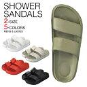 @ 選べる5色&2サイズ! やわらか シャワー サンダル 23-25cm SHOWER SANDALS スパイス SPICE ZFLH1810 シューズ 軽量 EVA 海水浴 プール 夏休み 水着 か