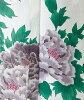 "It is a romance fireworks festival in the yukata yukata whole pattern sum pattern floral design classic pattern peony size floral design retro modishness pretty beautiful fashion sinter and simple adult moist Taisho era made in yukata ""princess of the Dr"
