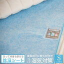 除湿シート 洗える シングル 90×180cm 吸湿 除湿マット 結露防止 調湿 シリカゲル 布団 ベッド 湿気取り 湿気対策 結…