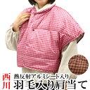 羽毛入り肩当て ウォッシャブル 東京西川 KS18010200