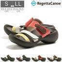 【600円OFFクーポン有】 リゲッタ リゲッタカヌー Re:getA Regetta Canoe CJEG5223 CJEG5224 エッグヒール レディース…