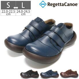 【20%OFF】 リゲッタ レディース 靴 リゲッタカヌー CJFS6807 6807 マジックテープ コンフォート