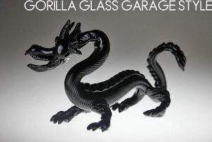 干支置物 黒龍干支の龍の置物 2012年干支 辰年 辰の置物の販売・通販 ガラスオブジェ・風水・水晶