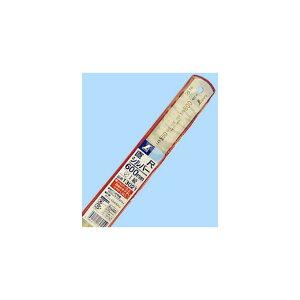 シンワ測定 直尺 シルバー 60cm 赤数字入 JIS
