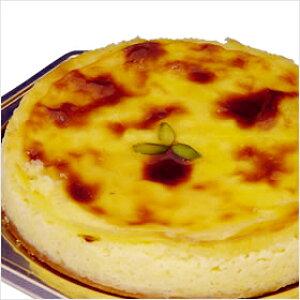 φ15cm ベイクド チーズケーキチーズ 誕生日ケーキ 記念日ケーキ【楽ギフ_包装】