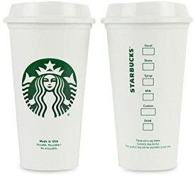 StarBacks スターバックス タンブラー プラスチック カップ 16oz USA限定