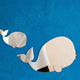 【スーパーDEAL開催中】【対象商品ポイント15倍】GMS02012 送料無料 ギフト おしゃれ デザイン 鏡 雑貨 イルカ かわいい