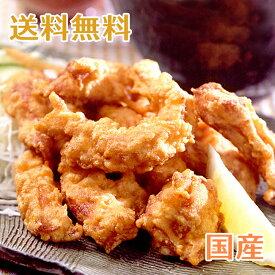 大分名物 豊後とり天&唐揚げセット 国産鶏使用 合計1.1kg