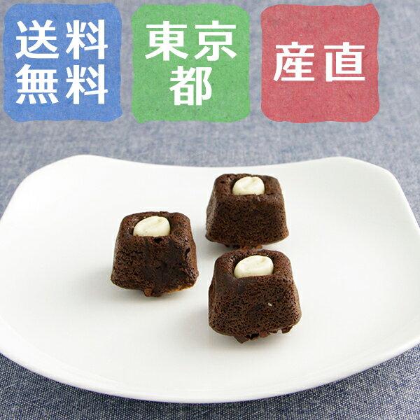 【チョコレート】【ガトーショコラ】オッツ やきさんぼん ギフトセット 徳島県産和三盆糖使用 6個入