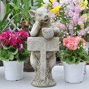 インポート雑貨ガーゴイル「モンスター」ガーデンオーナメントガーデン置物ヨーロッパ英国製