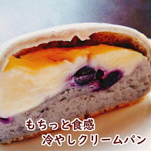 /送料無料/ (名入れ) 冷やしクリームパン詰合せ(7種類各1個) CB-32AN【クランボン クリームパン りんご ブルーベリー カシス 抹茶 苺 苺ミルク チョコ バナナ カスタード パン お取り寄せ 出