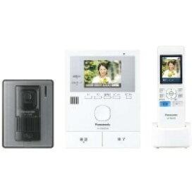 Panasonic(パナソニック) VL-SWD220K [ワイヤレスモニター付テレビドアホン どこでもドアホン]