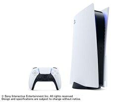 【5-7営業日頃に出荷】PS5 本体 CFI-1000A01 光学ドライブ搭載 PlayStation 5 プレイステーション5