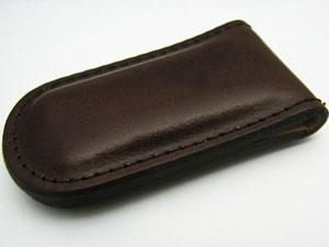 コードバン札ばさみラウンド【ウォレット】【財布】le18