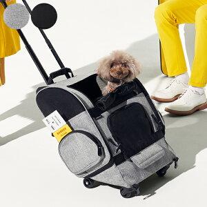 AIR BUGGY エアバギー FITT 【メッセージカード対応】 犬用 猫用 ペットキャリー キャリーカート ペットカート 小型犬 中型犬