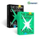 【2種セット】K-Pop】【TXT】TXT(TOMORROW X TOGETHER)- THE DREAM CHAPTER : MAGIC/ティーエックスティー/トゥモロ…