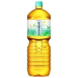 コカ・コーラ 爽健美茶 ペコらくボトル2LPET 6本入×2ケース