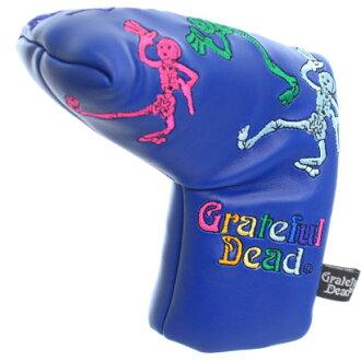 赢得边缘 WINNINGEDGE 动物头盖高尔夫封面感恩的死者跳舞骨架类型