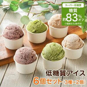 アイス ギフト アイスクリーム 低糖質 糖質制限 砂糖不使用 アイス 和風3種セット(抹茶 あずき 黒豆きなこ) おやつ 糖質 ゼロ オフ カット ノンシュガー シュガーレス スイーツ 置き換えダイ