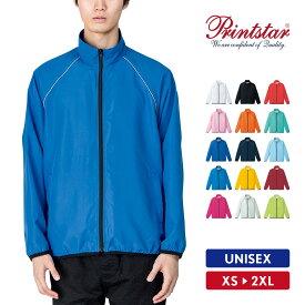 リフレクスポーツジャケット 00061-RSJ メンズ レディース 男女兼用 全11色 S-XXL