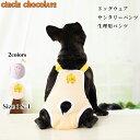 「circle chocolate」送料無料 犬用 介護服 生理用パンツ かわいい おしゃれ 犬 猫 ペット サニタリーパンツ マナ…