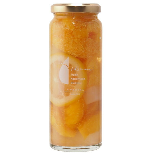 フルーツピクルス オレンジとぶどう 100g