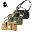grn outdoor TEBURA BAG(WANCAN) go9414q バッグ ショルダー 保冷 ポケット 収納 ドリンク アウトドア キャンプ