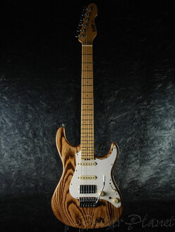 "ESP SNAPPER-AS ""Burner"" brand ESP and [home] [ESP] [snapper] [burner, Natural, wood, grain, electric guitar, Electric Guitar"