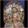 木雕佛像孔雀明耆天礼品、 赠品、 礼品