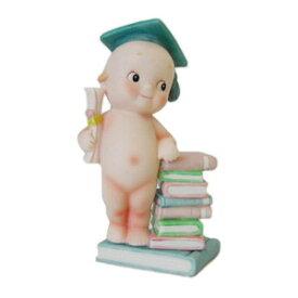ローズオニールキューピー人形 マンスリーキューピー3月・グラジュエーション(卒業式) Rose O'Neill Kewpie