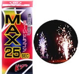 【噴水花火】25秒の息の長さと静音(純国産/三河花火) MAX25ドラゴン