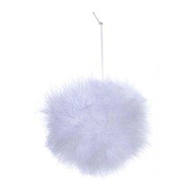 ターキーボール (白)羽根