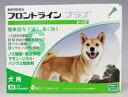 ◎【動物用医薬品】 犬用 フロントラインプラス M(10〜20kg未満)6本入
