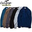 CalTopオープンカラーシャツキャルトップ長袖#3003アメリカ製