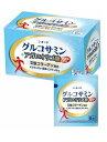 【グルコサミン+アガロオリゴ糖】(226mg×6粒×30包入)「2型コラーゲン、ビタミンB6、葉酸、ビタミンB12配合」「独…