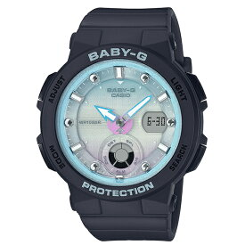 カシオ 腕時計 正規 ベビーG CASIO BABY-G 時計 レディース ウオッチ ビーチ・トラベラー Beach Explorer BGA-250-1A2JF 国内正規品【送料無料】【P05】【ギフト】