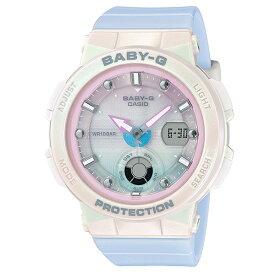 カシオ 腕時計 正規 ベビーG CASIO BABY-G 時計 レディース ウオッチ ビーチ・トラベラー Beach Explorer BGA-250-7A3JF 国内正規品【送料無料】【P05】【ギフト】