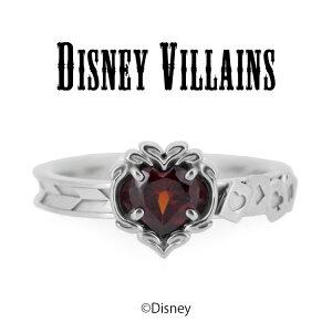ディズニー 指輪 ヴィランズ ハートの女王 Disne...