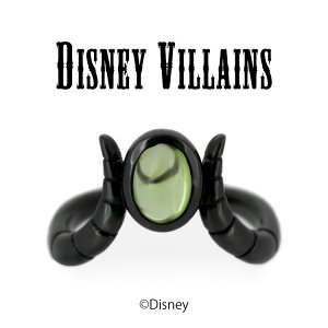 ディズニー 指輪 ヴィランズ マレフィセント Disn...