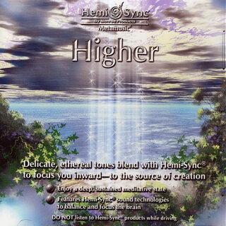 【ヘミシンク】ハイアー【瞑想音楽・ヘミシンクCD】