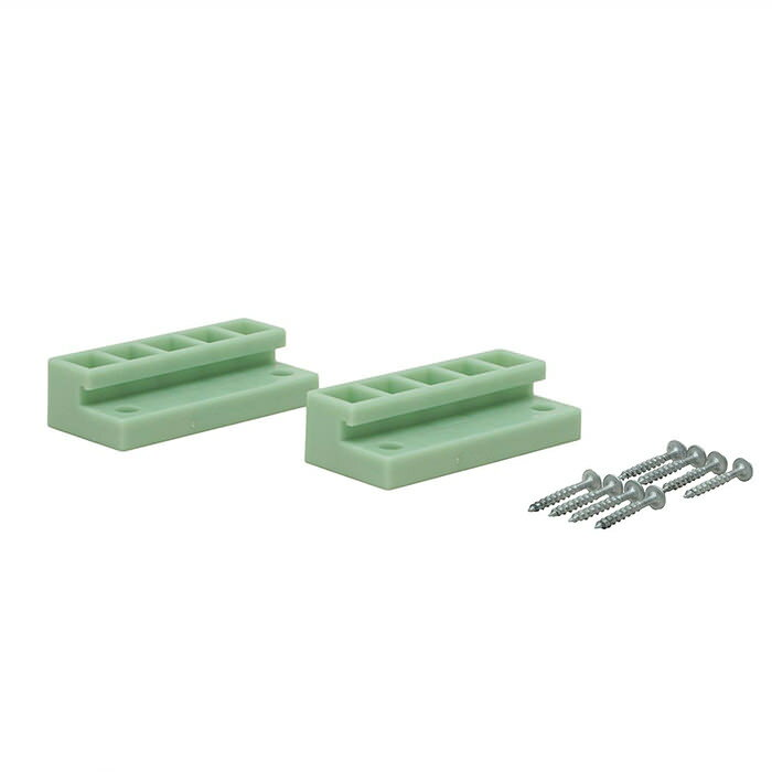 【公式】 平安伸銅工業 LABRICO ラブリコ DIY収納パーツ 2×4ジョイント ヴィンテージグリーン DXV-4