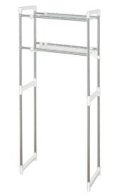 【公式】 平安伸銅工業 ステンレスランドリーラック 幅61〜93cm HC-10