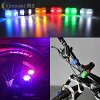 Bicycle all-purpose LED light set of 2