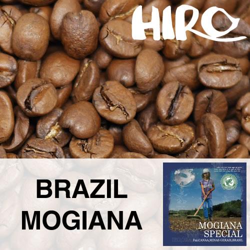 【レインフォレスト認証コーヒー】HIROCOFFEE◆モジアナ スペシャルティ ブラジル・カナァア農園 100g