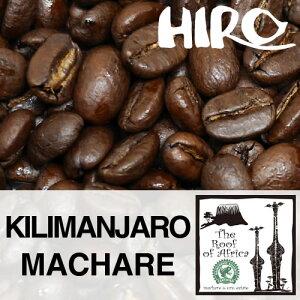 【キリマンジャロ マチャレ農園 タンザニア 100g】スペシャルティコーヒー 豆 シングルオリジン