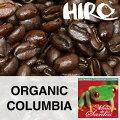 【オーガニックコーヒー】HIROCOFFEE◆オーガニック・コロンビアメサデサントス農園(100g)