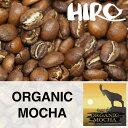 【オーガニックコーヒー】HIROCOFFEE◆オーガニックモカ イルガチェフェ農協 エチオピア 100g